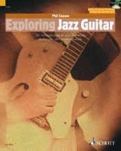 Picture of Exploring Jazz Guitar Bk/Cd