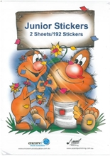 Picture of Junior Character Stickers