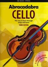 Picture of Abracadabra Cello Bk/CD