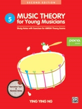 Picture of Music Theory For Young Musicians Grade 5