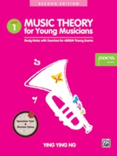 Picture of Music Theory For Young Musicians Grade 1