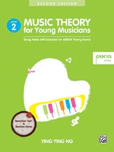 Picture of Music Theory For Young Musicians Grade 2