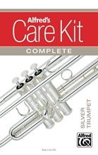Picture of Care Kit Complete Silver Trumpet