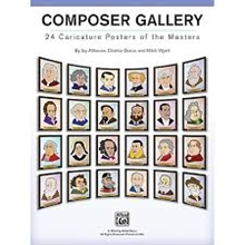 Picture of Composer Gallery Poster Set