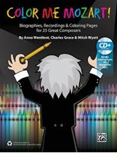 Picture of Color Me Mozart Book/ECD