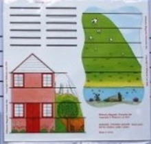 Picture of Wilbecks Farmhouse Magnets