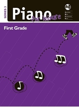 Picture of AMEB Piano for Leisure Series 3 - First Grade