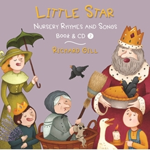Picture of Little Star Bk/CD