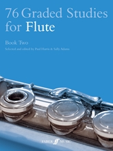 Picture of 76 Graded Studies for Flute Book 2