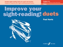 Picture of Improve Your Sight Reading Piano Duets Grade 0-1