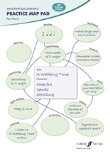 Picture of Simultaneous Learning Practice Map Pad
