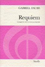 Picture of Faure Requiem Vocal Score SSA
