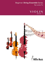 Picture of Beginner String Ensemble Series Violin Book 1