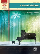 Picture of A Virtuosic Christmas Piano Solo