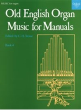 Picture of Old English Organ Music for Manuals Book 4