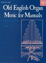 Picture of Old English Organ Music for Manuals Book 5