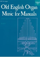 Picture of Old English Organ Music for Manuals Book 6
