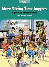 Picture of More String Time Joggers Cello Book