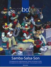 Picture of Combocom Samba-Salsa-Son Flex Ensemble