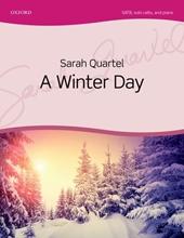 Picture of A Winter Day SATB/Cello/Piano