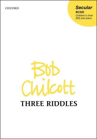 Three Riddles SS/Piano