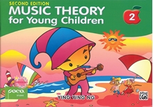 Picture of Music Theory For Young Children Book 2 2ed