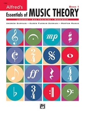 Picture of Alfred's Essentials of Music Theory: Book 1