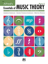 Picture of Alfred's Essentials of Music Theory: Book 3