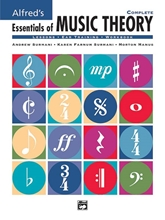Picture of Alfred's Essentials of Music Theory: Complete