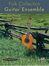 Picture of Folk Collection for Guitar Ensemble