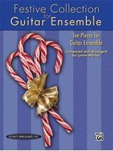 Picture of Festive Collection for Guitar Ensemble