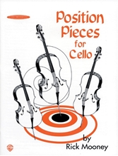 Picture of Position Pieces for Cello Book 1