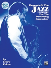 Picture of Elements of the Jazz Language for Developing Improvisor