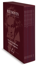 Picture of Beethoven The Nine Symphonies Box Set