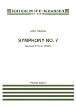 Picture of Symphony No 7 Op 105 Study Score