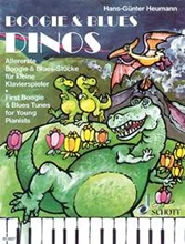 Picture of Boogie & Blues Dinos - Easy Piano