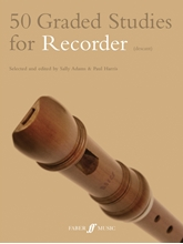 Picture of 50 Graded Studies for Descant Recorder