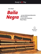 Picture of Baila Negra Piano Solo