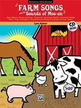 Picture of Farm Songs and the Sounds of Moo-sic! Bk/CD