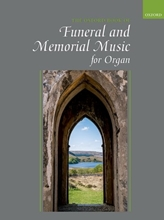 Picture of Oxford Book of Funeral and Memorial Music for Organ