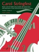 Picture of Carol Stringfest - String Ensemble Score/Parts