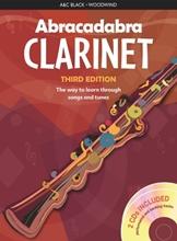 Picture of Abracadabra Clarinet Bk/CD