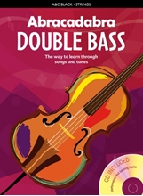 Picture of Abracadabra Double Bass Bk/CD