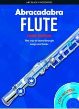Picture of Abracadabra Flute Bk/CD