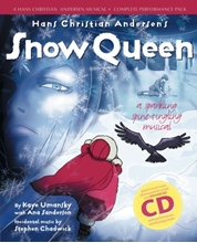 Picture of Hans Christian Anderson's Snow Queen Bk/CD