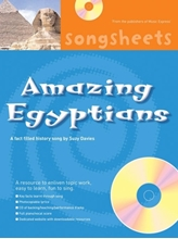 Picture of Amazing Egyptians Bk/CD