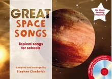 Picture of Great Space Songs Bk/CD