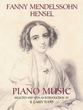Picture of Fanny Mendelssohn Hensel Piano Music