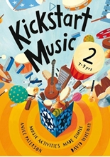 Picture of Kickstart Music 2 Bk/CD
