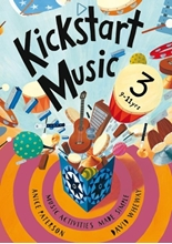 Picture of Kickstart Music 3 Bk/CD